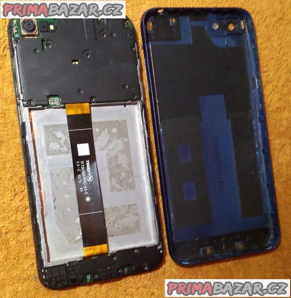 Honor 7S na 2 SIM - k opravě nebo na náhradní díly.