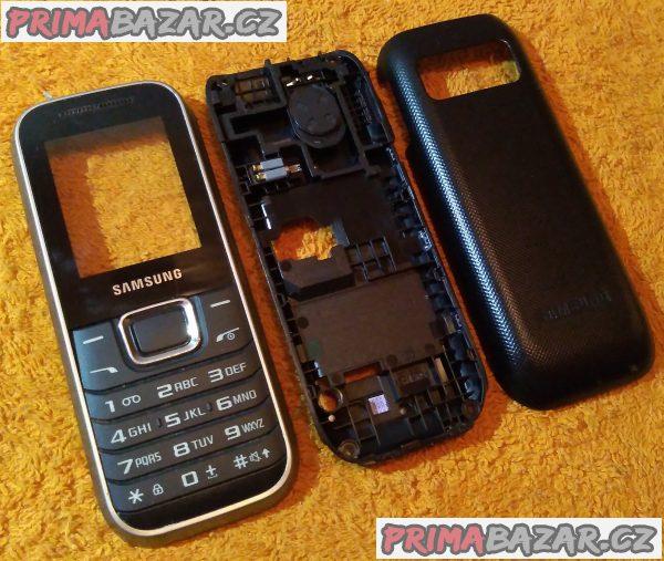 Samsung GT-E1230 - originál kryty!!!