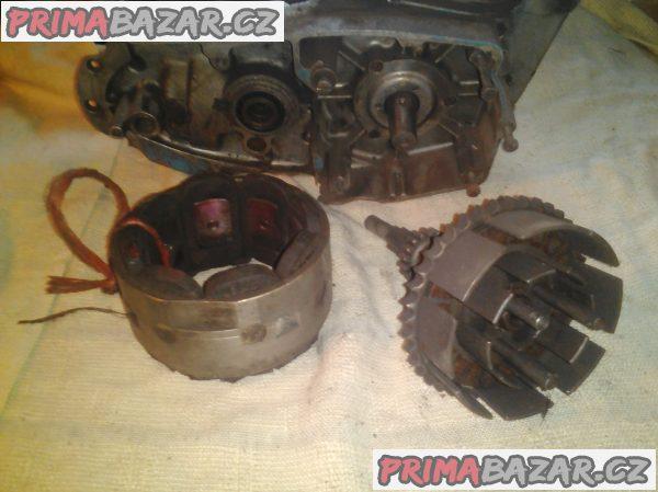 ČZ 502-1 díly motoru