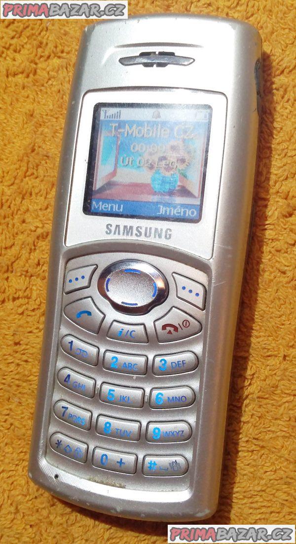 Samsung SGH-C100 - zlobí nabíjení!!!