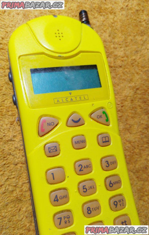Alcatel One Touch Easy - nevím, jestli funguje!!!