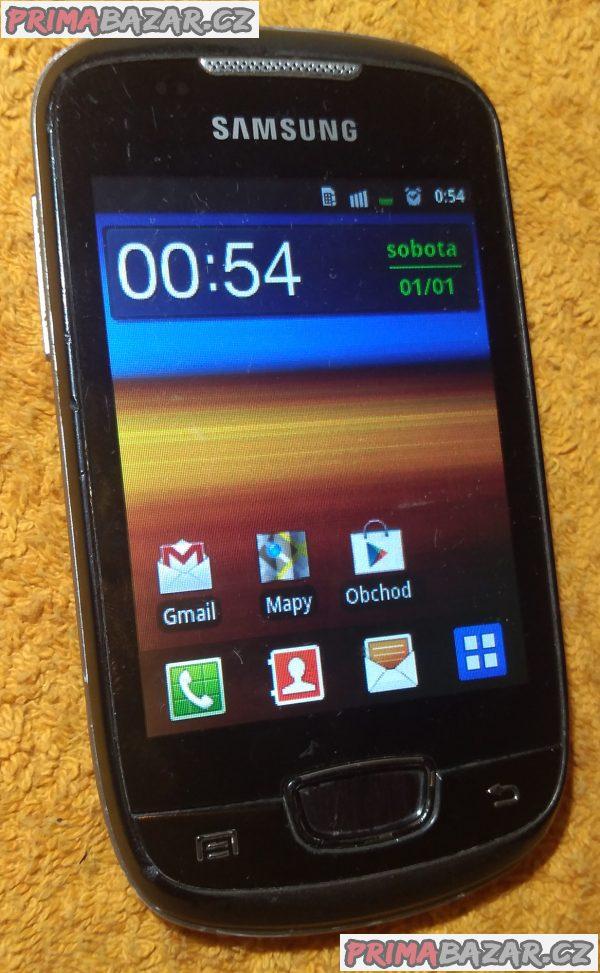 Samsung Galaxy Mini 5570I - nejde SIM!!!