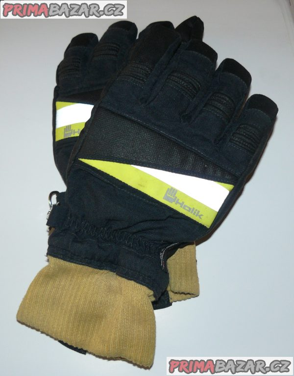 Rukavice HOLÍK Crystal  vel. 10 (motorky, hasiči)
