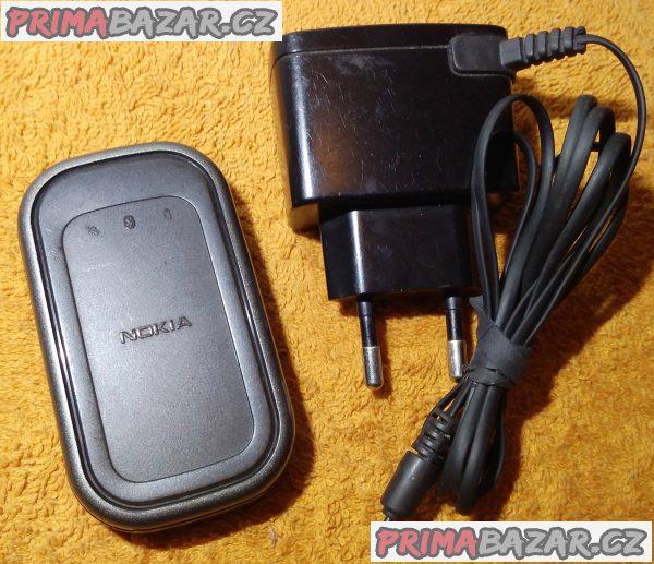 Bezdrátový externí GPS přijímač NOKIA LD-3W.