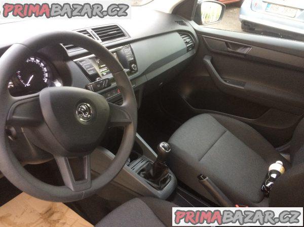 Škoda FABIA III TOP POUZE 35TKM