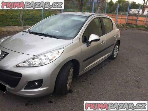Peugeot 207 pouze 70 TKM, TOP trendy