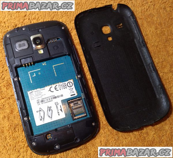 Samsung Galaxy S 3 mini - popraskaný displej!!!
