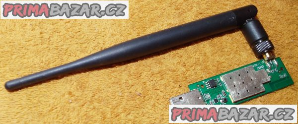 Bezdrátový USB Wi-Fi adaptér TP-LINK - se silnou anténou 8 dBi!!!
