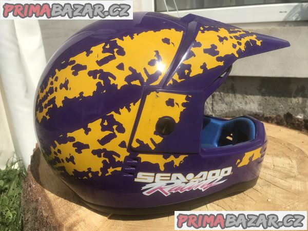 SEA-DOO racing helma