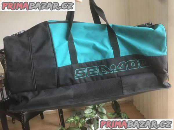 SEA DOO profesionální sportovní taška modro-černá