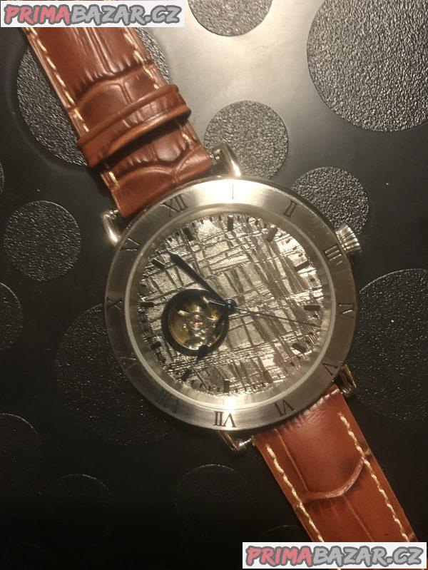 """Luxusní hodinky, které jsou """"darem z nebes""""!"""