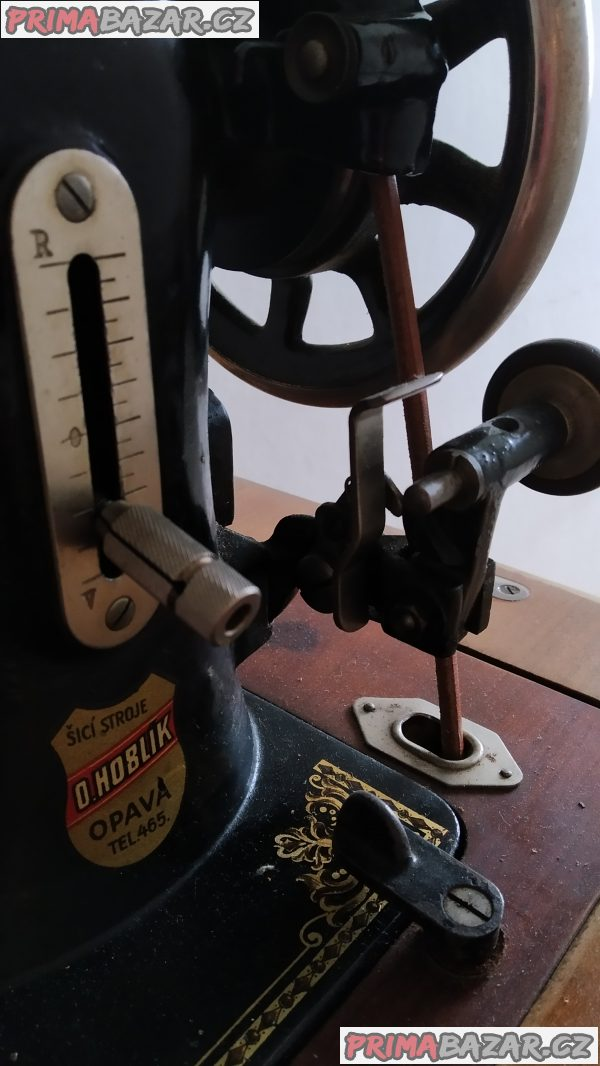 Šicí stroj