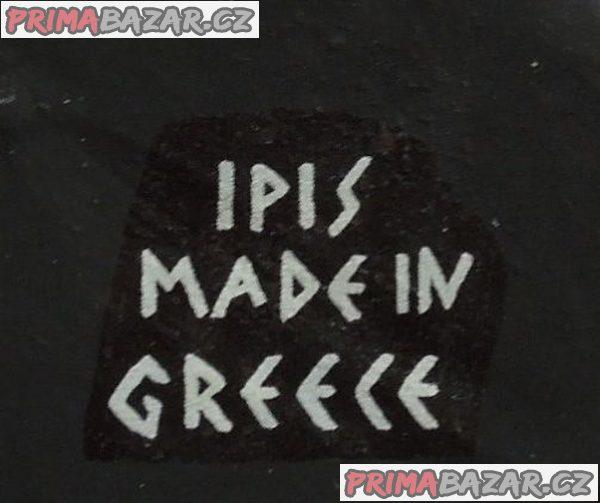 Amfora s řeckými motivy, ruční práce