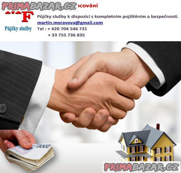 Využijte našich služby spolehlivé a garantované.