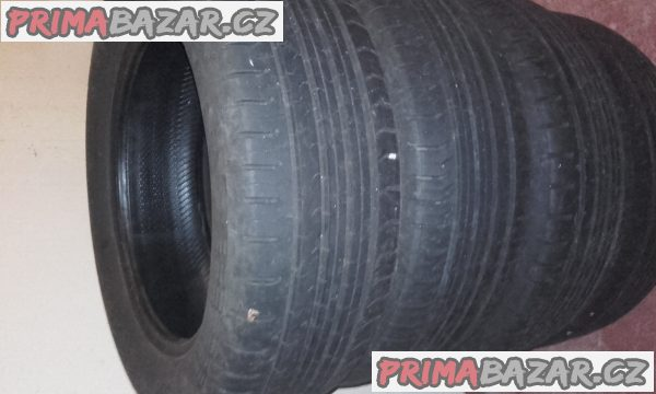 Letní pneu Continental