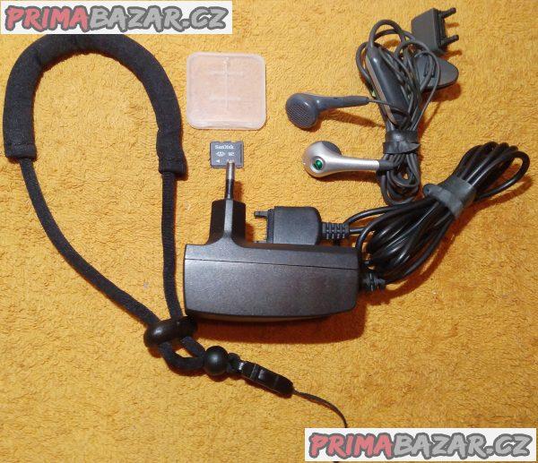 Sony Ericsson W200i - velice hezký + 4 DÁRKY!!!