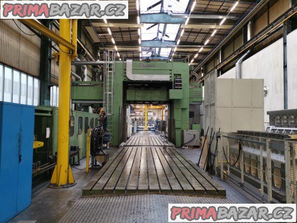 CNC PORTAL MILLING MACHINE WALDRICH SIEGEN PCM 3000 AT-RQ1