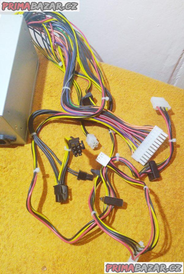 PC zdroj FSP450-60EP - až 500 W.
