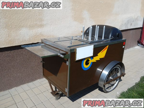 Hotdog vozík
