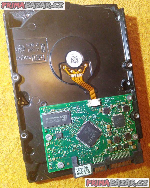 Rychlý vnitřní HDD Hitachi 1 TB + ZDARMA 120 a 40 GB!!!