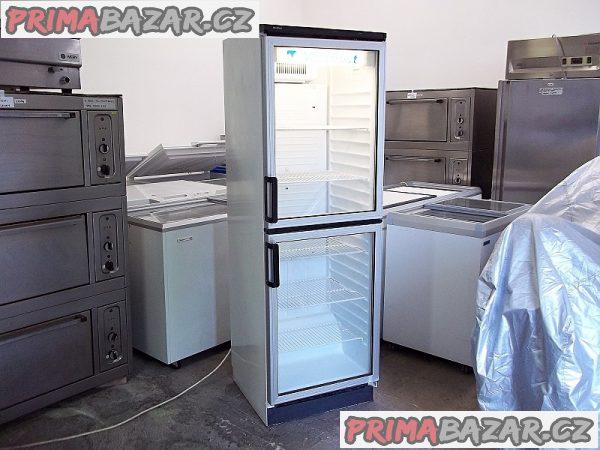 Prosklená lednice chladnice vitrína VESTFROST FKG 370