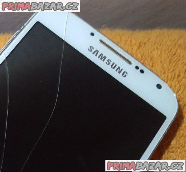 Samsung Galaxy S4 - kopravě nebo na náhradní díly!!!