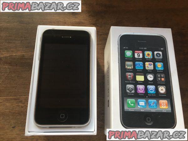 iPhone 3GS-16GB-plne funkcni,krabicka