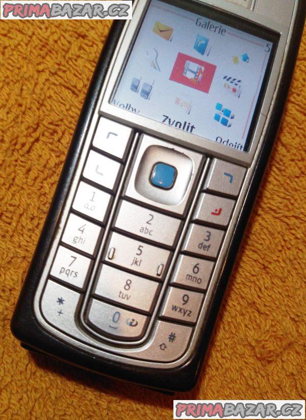 Nokia 6230i -občas zničehonic nestartuje!!!