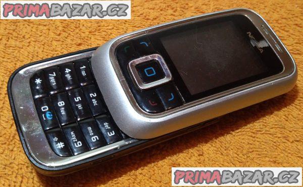 Výsuvná Nokia 6111 - k opravě nebo na náhradní díly!!!