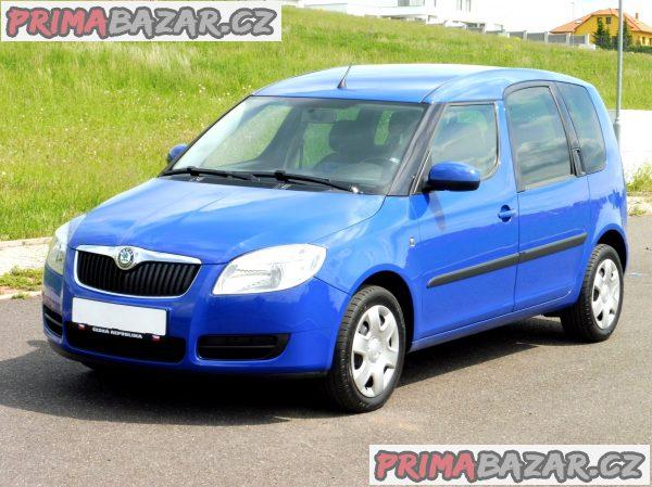 Škoda Roomster 2008, 51kw, nová STK