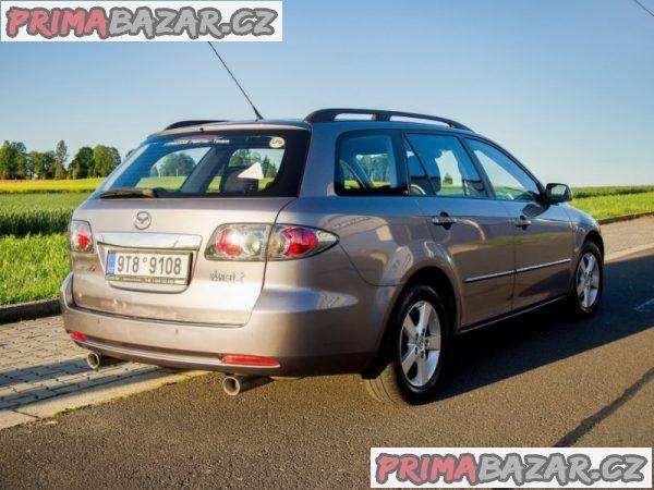 Mazda 6, 2.0, kombi, LPG, STK do 02/2021