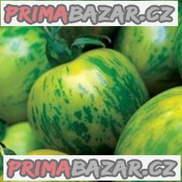 Rajče Green Zebra - semena