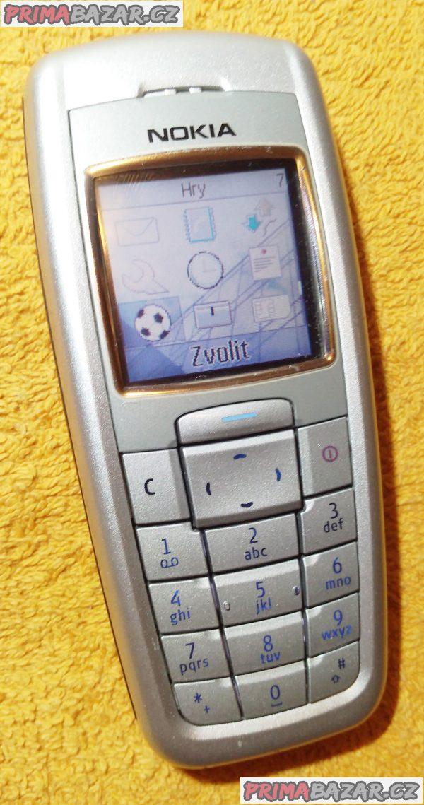 Nokia 2600 - jako nový ale zlobí nabíjení!!!