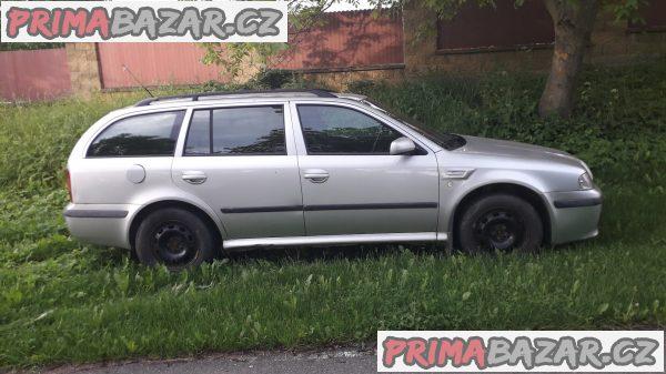 Škoda octavia 4X4