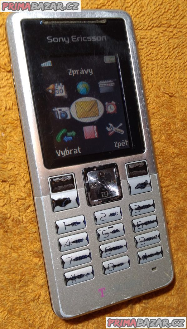 Sony Ericsson T250i + originál nabíječka!!!