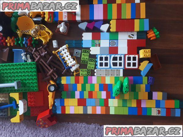 Mix Lego Duplo cca 400KS