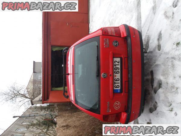 Prodam Škoda octavia SLX kombi