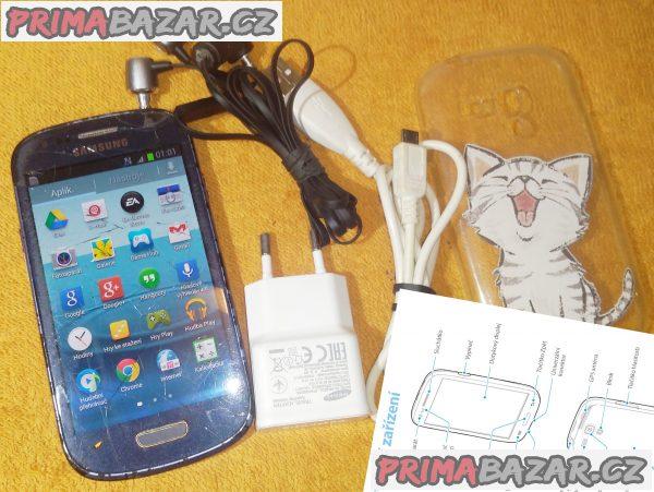 Samsung S3 mini - poprask. displej + 4 DÁRKY!!!