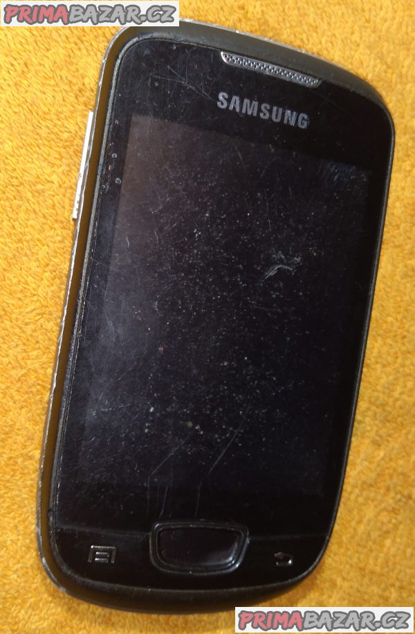 Samsung Galaxy Mini 5570I - poničený displej!!!