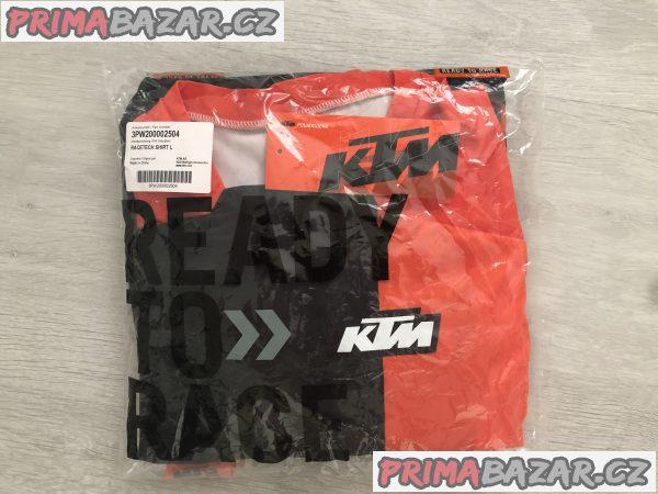 Offroad dres KTM - RACETECH SHIRT 20