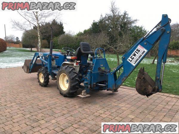 Traktor Ford I220F + příslušenství