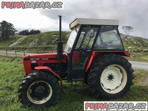 Prodám traktor Zetor 7245 GM