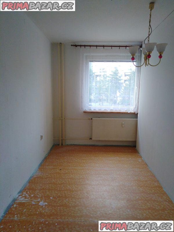 Byt 3+1 (předělaný na 4+1), Česká Lípa