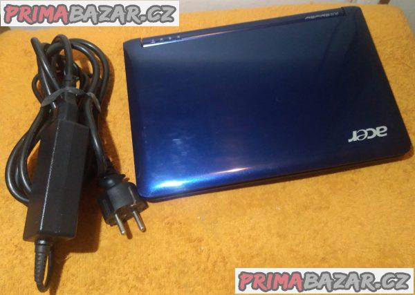 Notebook Acer Aspire One ZG5 - s 3mi nedostatky!