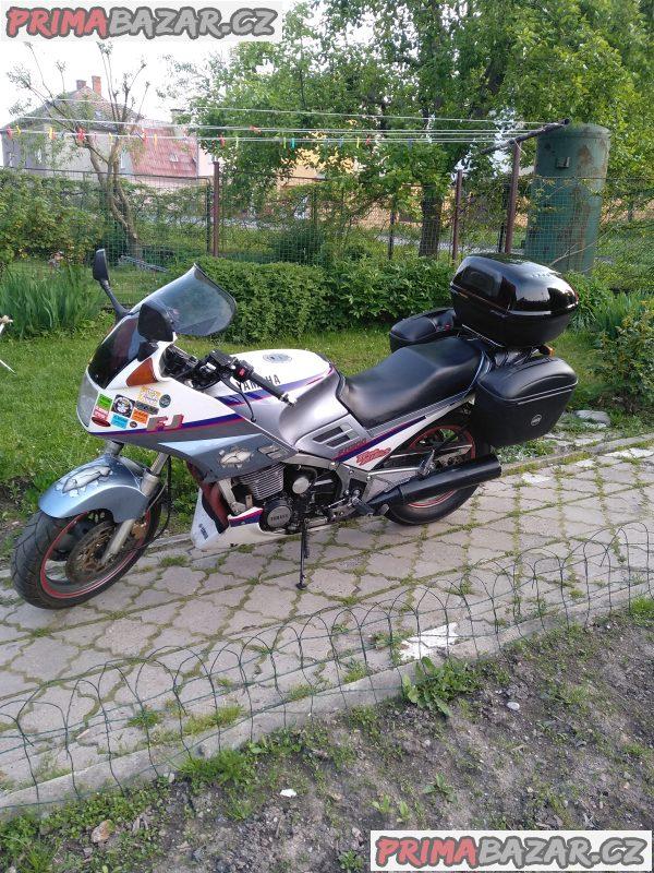 Yamaha fj 1200