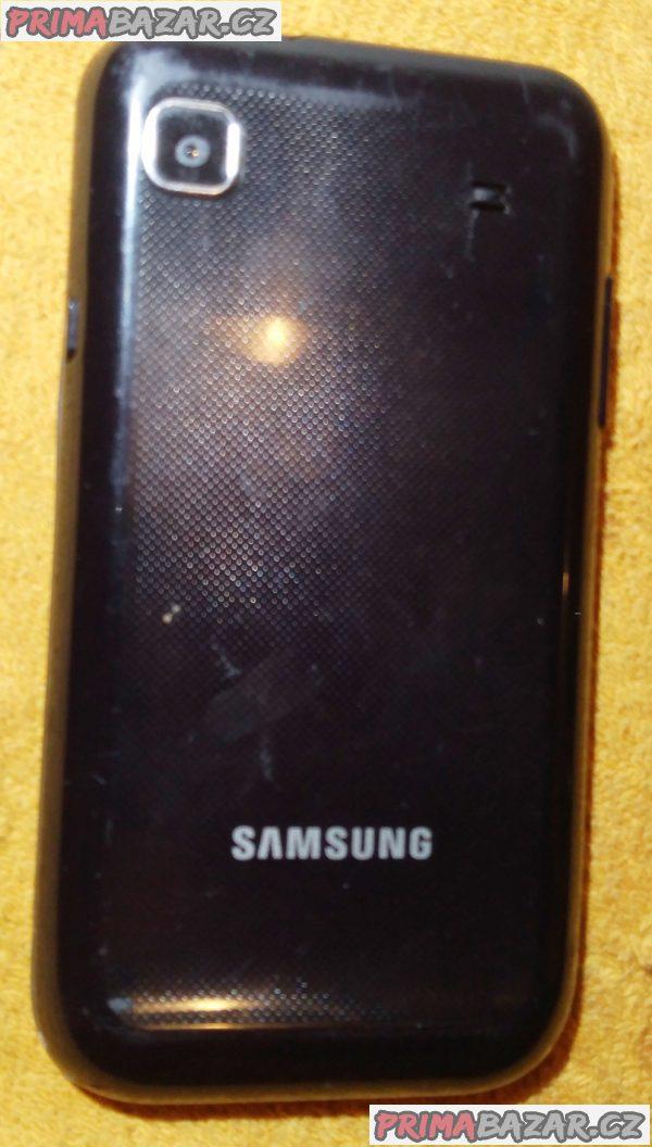 Samsung Galaxy S Plus - vadný displej!!!