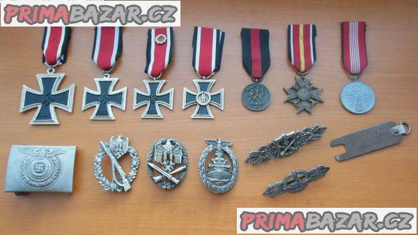 Německé odznaky