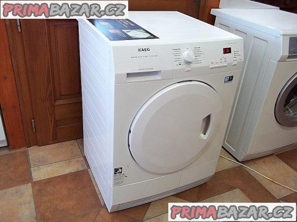 Sušička prádla AEG LAVATHERM T65772IH3, TEP. ČERPADLO, tř. A++