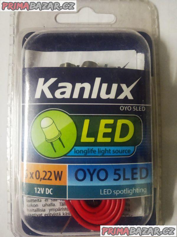 Kanlux 12V led nové 10 balení