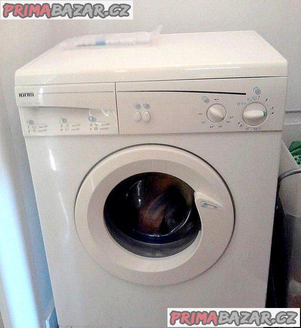 Prodám pračku Ignis  s předním plněním.